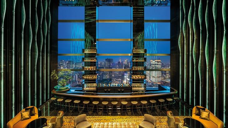 Sky Gallery Lounge Levita on the 35th floor