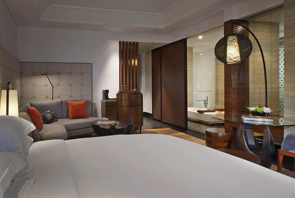 Sofitel Nusa Dua King Luxury Room.