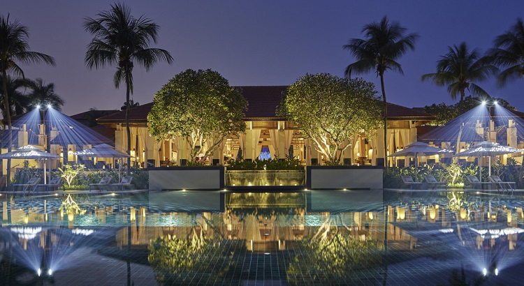 A 33-meter swimming pool complete's the resort's list of world-class facilities.