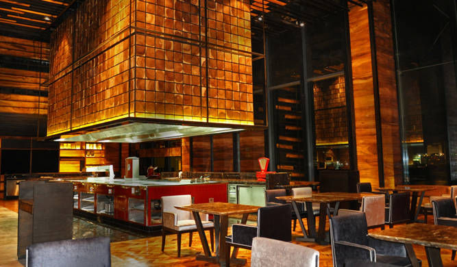 Sofitel So Bangkok - Red Oven