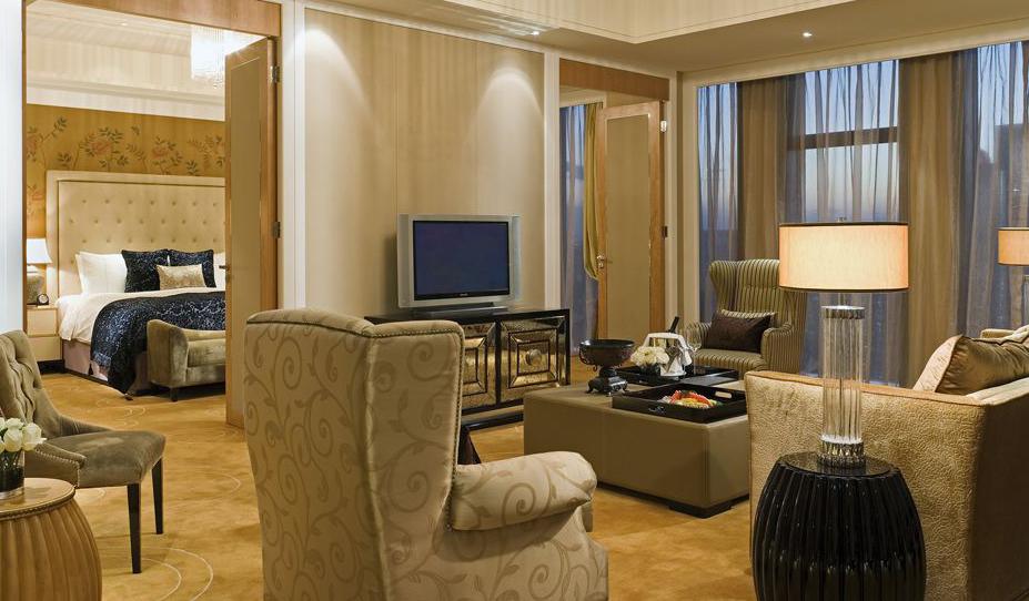 Sofitel Wanda Beijing-opera-suite