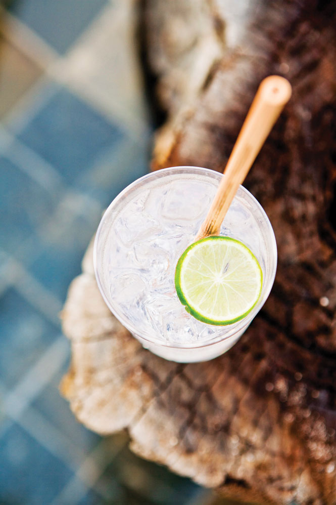 A gin and tonic, Song Saa– style.