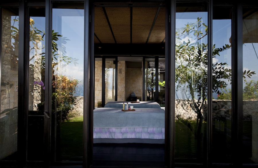 Couples can indulge at the Bulgari Resort Bali.