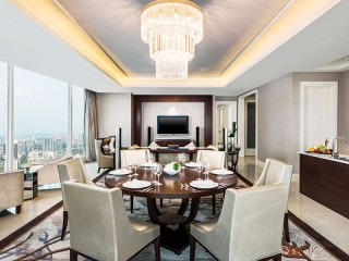The Governor Suite at The St. Regis