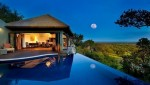 Suites features private plunge pools while the lodge's five villas have been given their own swimming pools.