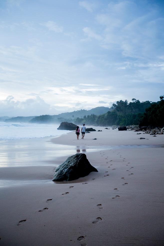 Nihiwatu Beach.