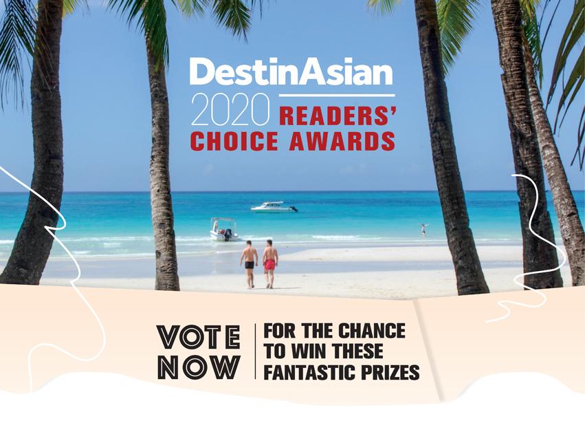 DestinAsian 2020 Readers' Choice Awards