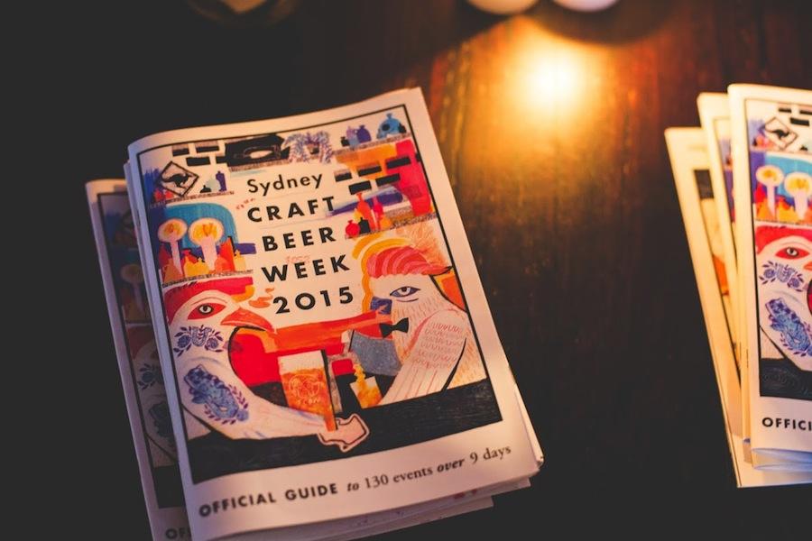 Sydney Craft Beer Week kicks off October 17.
