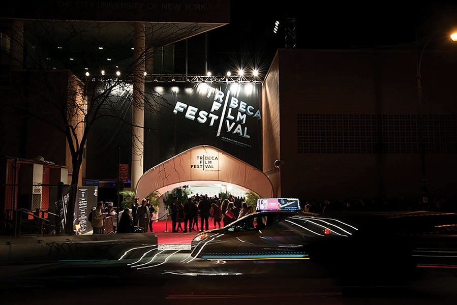 Tribeca Film Festival also teams up with ESPN for a coinciding sports-themed film fest.