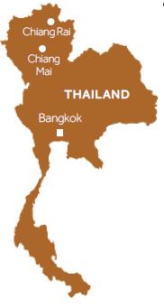 Thailand Northern