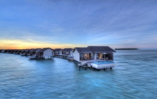 The Residence Maldives is composed of 94 private villas.