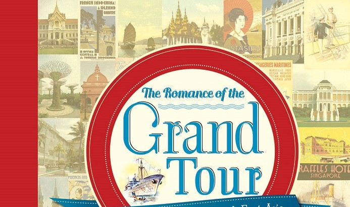 The book captures the history of tourism in 12 of the region's most colorful cities.