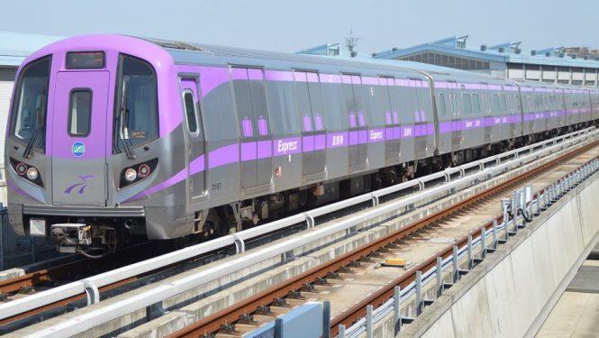 taipei's taoyuan airport metro to launch contactless