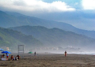 Taiwan has a year-round swell, warm water, and uncrowded peaks suitable for all abilities.