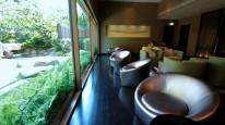 The Tea Lounge.