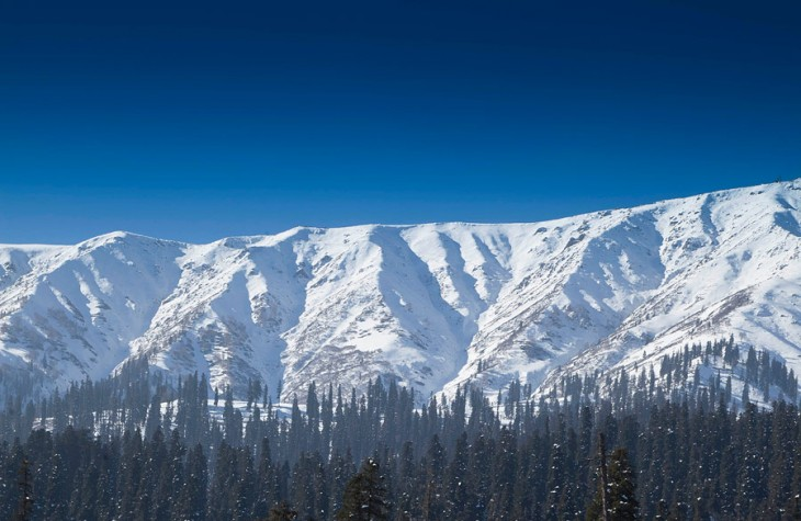 Himalayan Ski Resort of Gulmarg