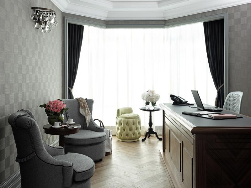 The Langham Club Ante Room