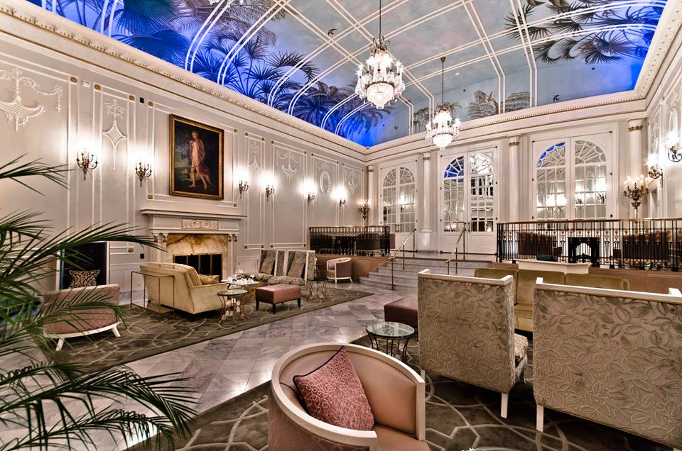 The Ritz Carlton Montreal.