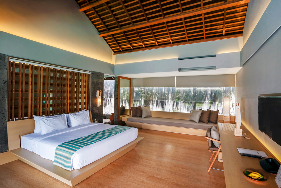 The Santai Master-Bedroom