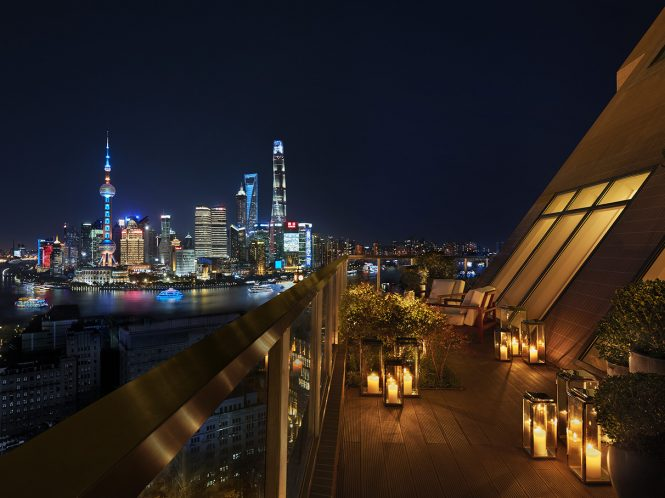 The Shanghai Edition Is The Latest Gem On The Bund