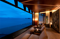 Koh Samui resorts: the Spa Lounge.