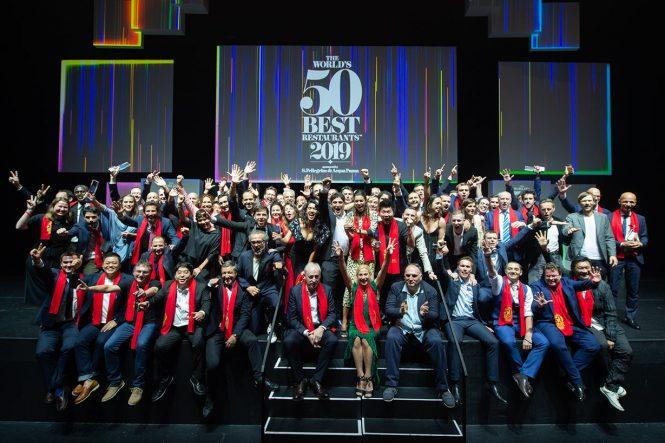 The World's 50 Best Restaurants 2019 Unveiled in Singapore | DestinAsian