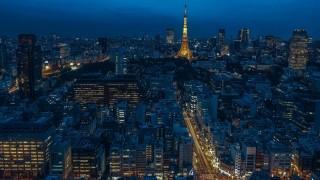 Tokyo-Aerial