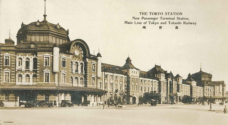 The Tokyo Station Hotel first opened its doors in 1915 and this month marks its 100th anniversary.