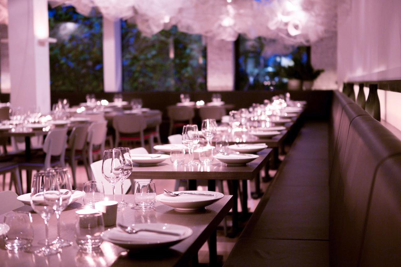 Tonka: a modern, luxe Indian fusion eatery.