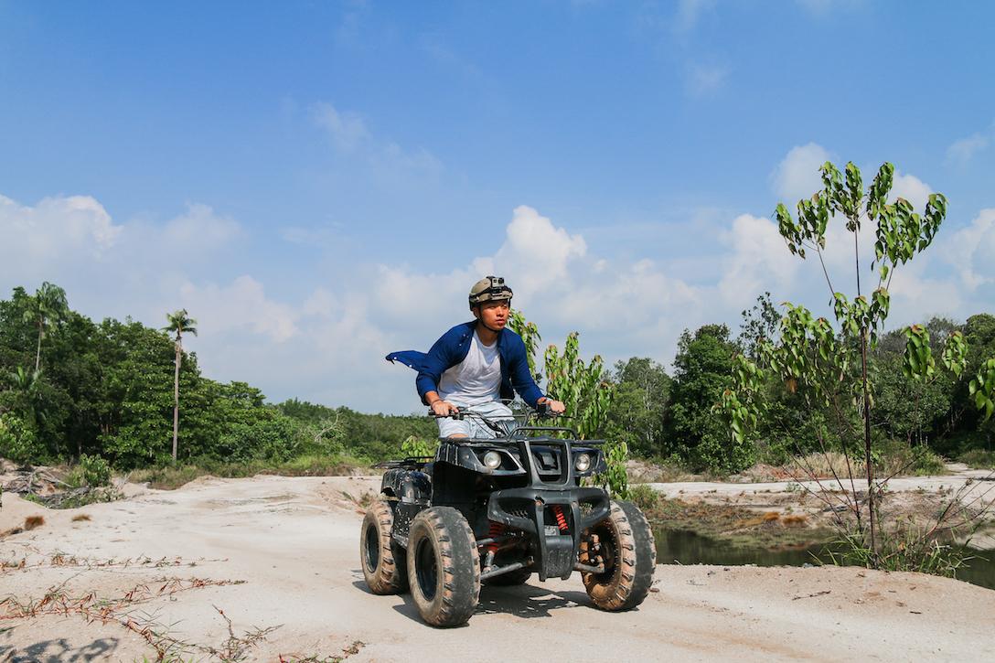 Treasure Bay Bintan's ATV