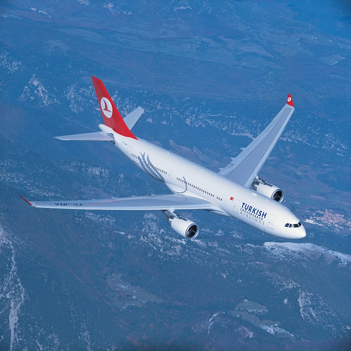 Turkish Airlines' Airbus A330-300 will service the route between Istanbul and Kuala Lumpur.