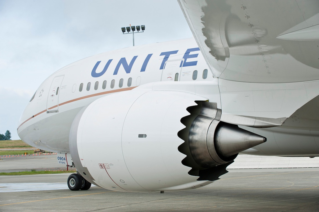 The flight will be operated with a Boeing 787 Dreamliner.