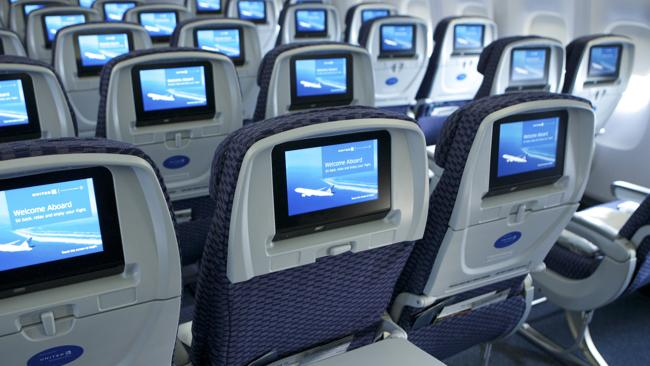 Economy passengers flying between the US and Australia will now have on-demand inflight entertainment.