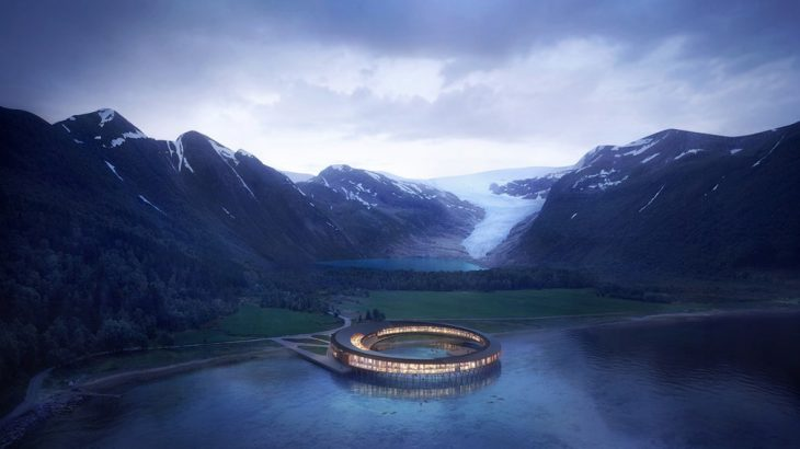 The Gorgeous Svart Hotel Comes With 360-Degree Views of the Arctic
