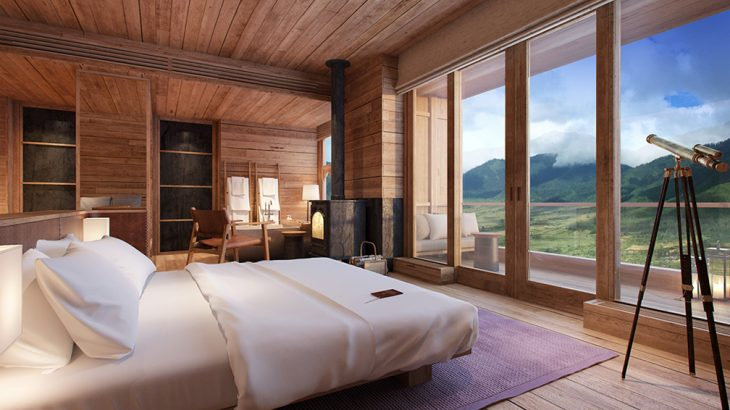 A Look at Six Senses Bhutan Ahead of its Opening