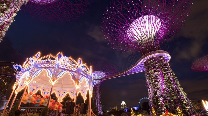 Your Guide to Asia's Best Christmas Markets Of 2017
