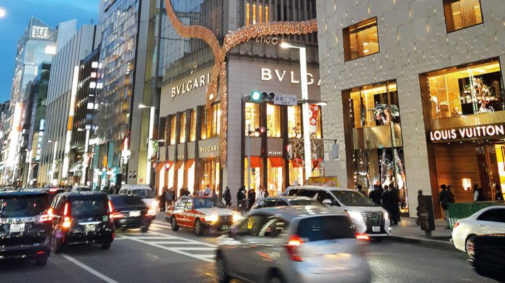 What to Eat, Shop, and See in Ginza, Tokyo