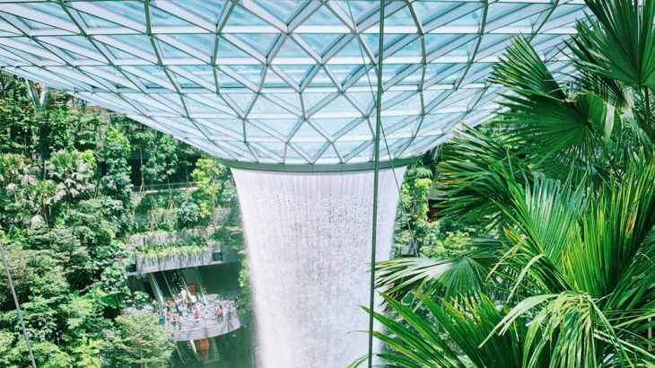 How to Make the Most of Your Stopover at Singapore's Jewel Changi Airport
