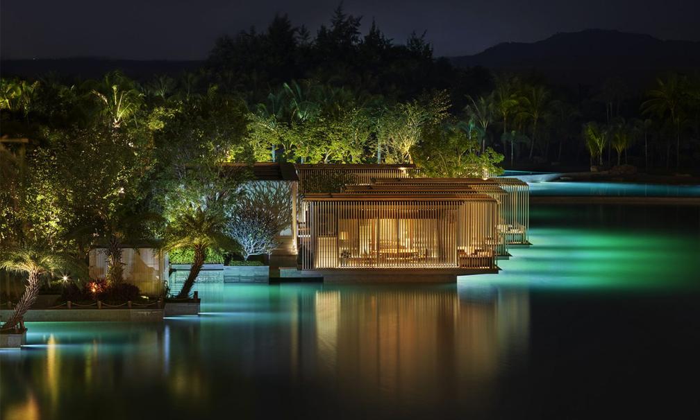 The Luxe List 2017 The Sanya Edition Hainan Island