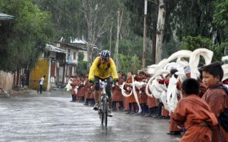 Tour of the Dragon Cycling Contest