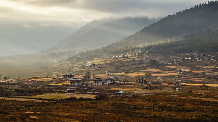 Why the Breathtaking Phobjikha Valley in Bhutan is a Must-visit