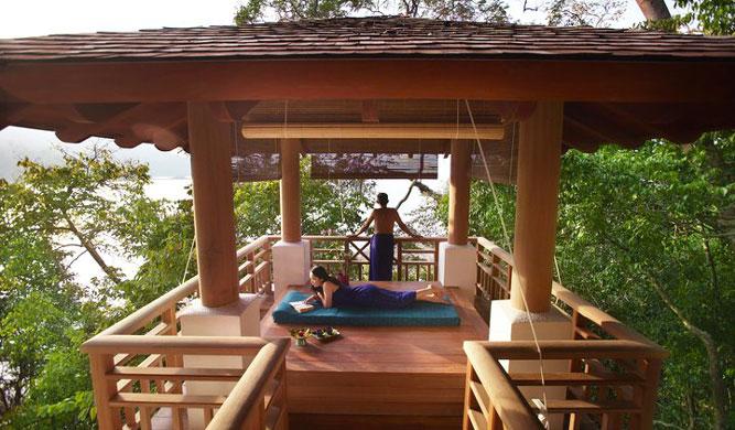 V Wellness Resort cabana Langkawi