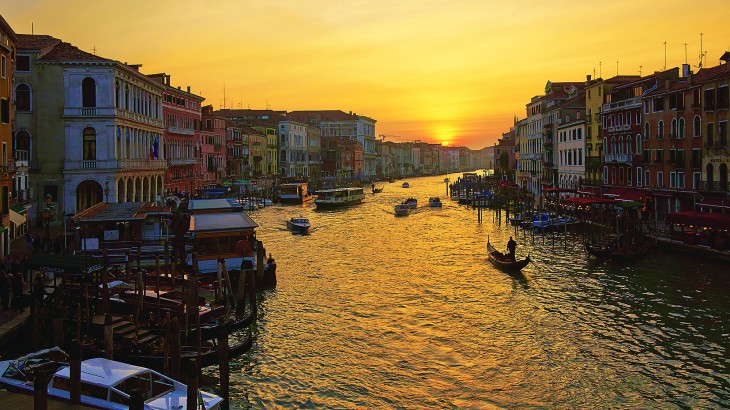 The Aman Canal Grande, opening this June.