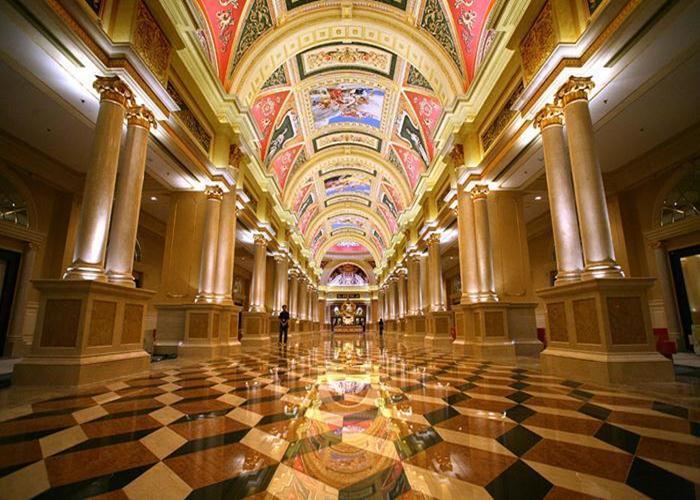 The gargantuan Venetian Macao has 3,000 guest suites.