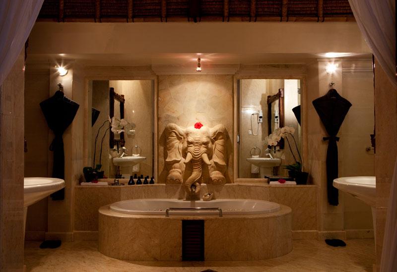 Bathroom in Vice Regal Villa