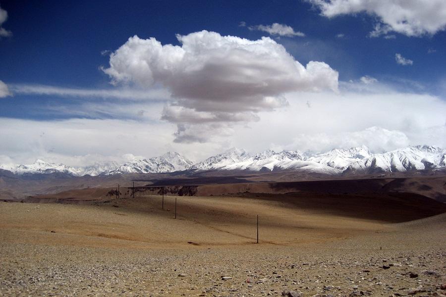 Treks through the region are taken slowly, letting travelers soak up the astounding landscape.