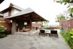 Ocean View Villa Patio