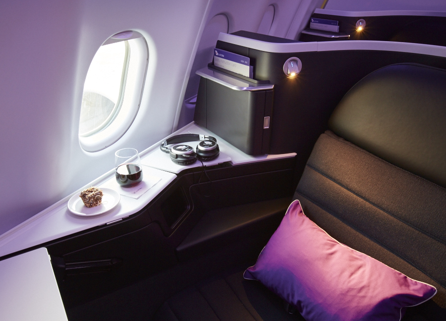 A range of premium Australian wines will be available throughout each flight.