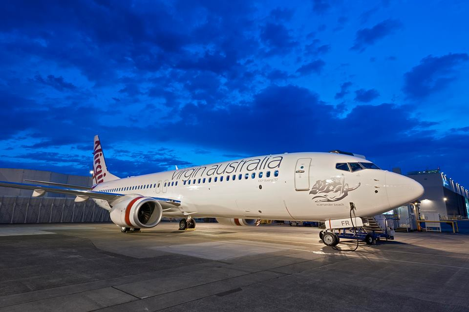 New flights to Bali will be served by Virgin Australia's Boeing 737.