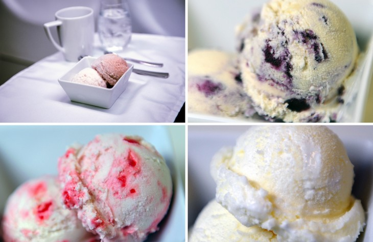 San Francisco creamery Humphry Slocombe has created new flavors for Virgin America.